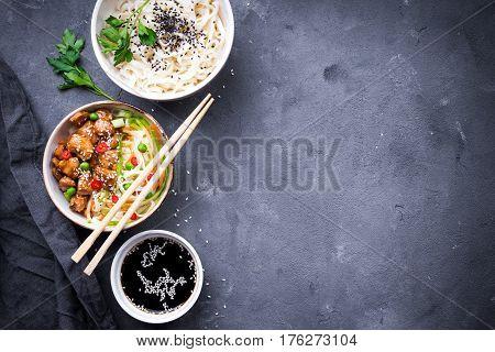 Asian Style Noodles