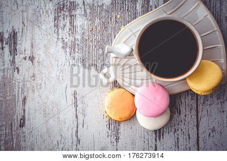 Multicolored Macaroon