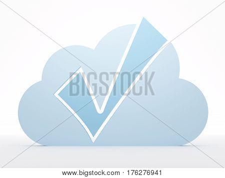 Cloud Computing, Check Mark
