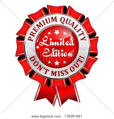 Limited edition. Premium Quality. Don't miss out! - elegant ribbon award