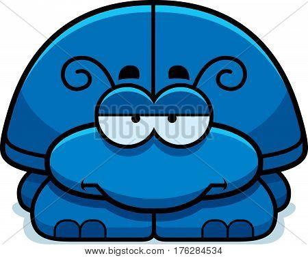 Bored Little Beetle