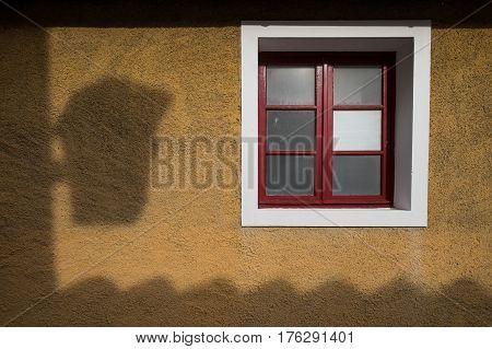 Bolgheri, Leghorn - Windows In San Guido, Tuscany, Italy