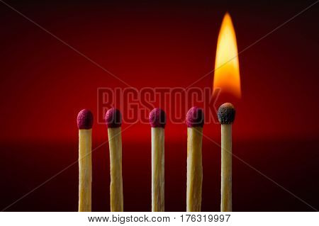 flame decoration yellow Burning match hot darkness burn dark fire wooden art kindle mesh flash