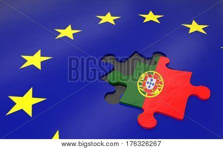 Portugal And Eu