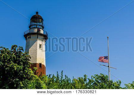 Montauk Point Lighthouse Long Island New York