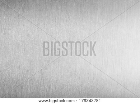 Brushed Clean Metal Background
