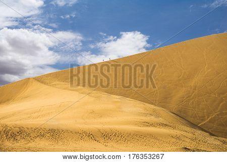 Huacachina Desert,peru