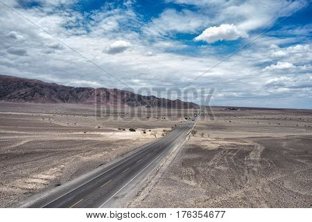 Nazca Desert Highway