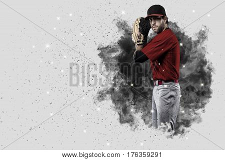 Pitcher Baseball