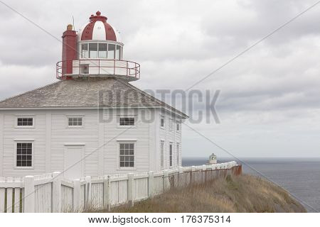 Newfoundland Nl Historic Cape Spear Lighthouse