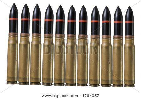 Many Bullets - Warfare Concept
