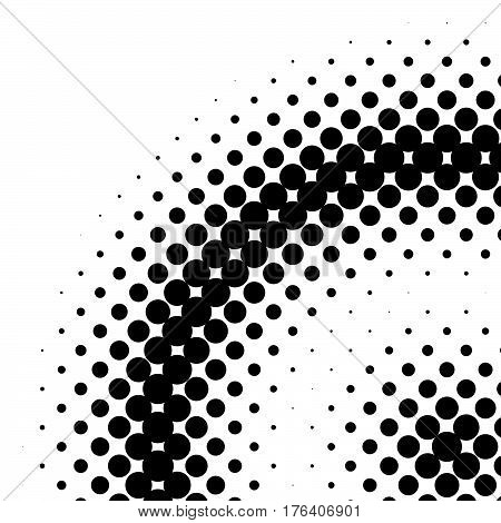 Abstract Geometric Pattern, Geometric Texture. Monochrome Abstractionist Illustration