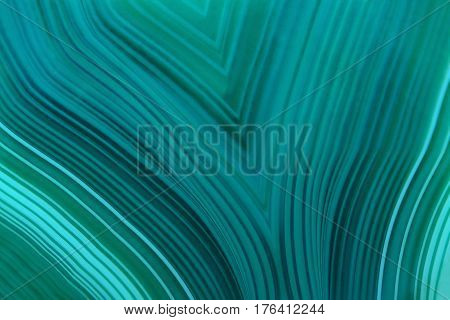Close up of green stone as background texture