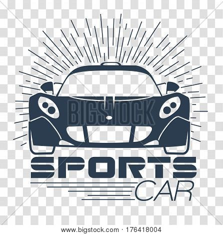 Silhouette Racing Sports Cars
