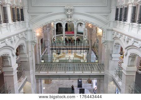 Madrid Cibeles Palace