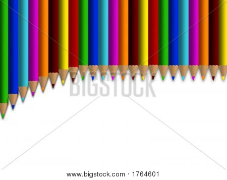 Colour Pencils Arc