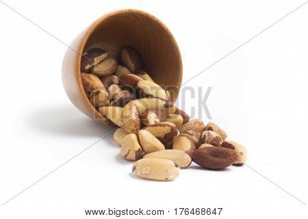 Brazilian Nuts. Castanha Do Para