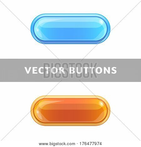 Original Buttons For Websites And Applications.