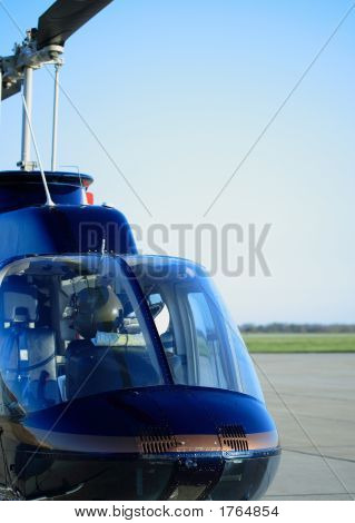 Turbine Helicopter