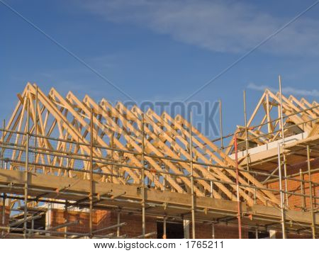 Building Site - New Home Construction