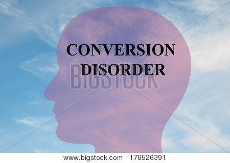 Conversion Disorder - Mental Concept