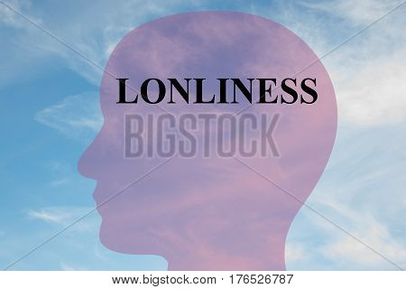 Loneliness - Mental Concept