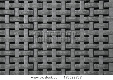 Wicker Texture, Weathered Brown Background Pattern