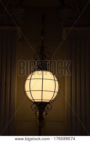 Old Style Ceiling Lamps For Interior Decoration