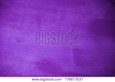 Purple wood texture. Purple wood background. Closeup view of purple wood texture and background. Abstract background and texture for designers. Texture of vintage handmade table. Rustic table.