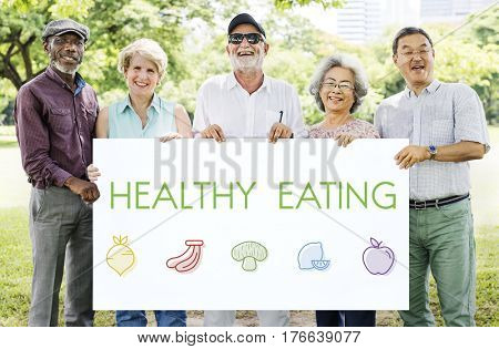 Diet Healthy Eating Natural Food