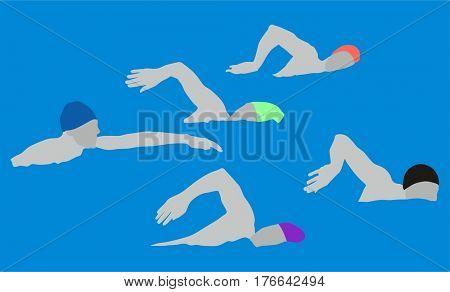 marathon swimming sport