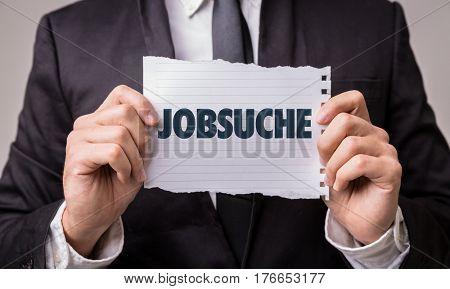 Job Search (in German)