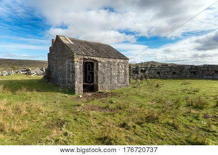 Merrivale On Dartmoor