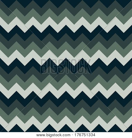Chevron pattern seamless vector arrows geometric design colorful white naval blue green