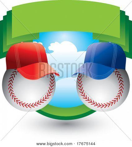 face off baseball green