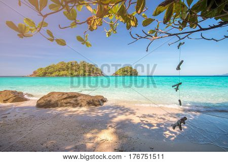 Save Download Preview Tropical islands, Trat archipelago in Thailand Summer Season