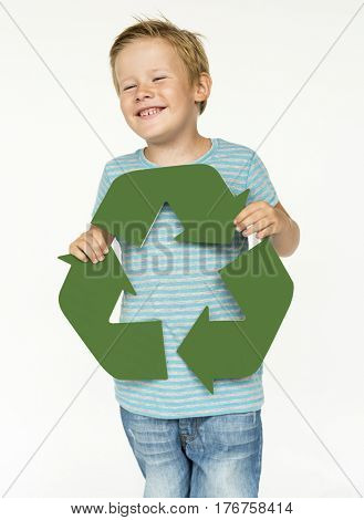 Recycle Global Environmental Impact Solution