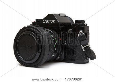 Canon A 1 Camera