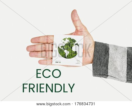 Environment Eco Natural Responsibility Sustainable