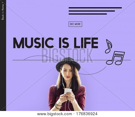 Music Life Sound Audio Melody Rhythm Expression
