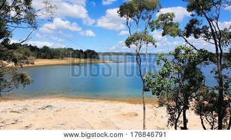 Tinaroo Dam popular tourist destination and recreational facility for the Atherton Tablelands