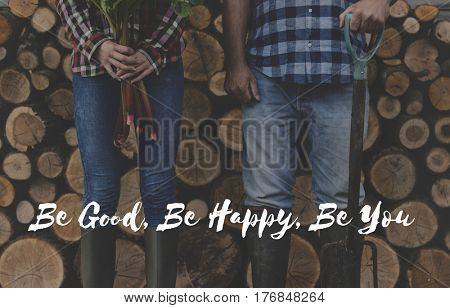 Be Happy Good Yourself Love