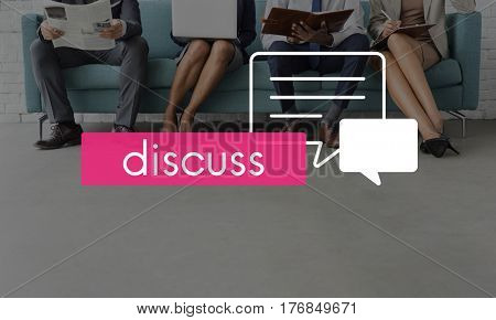 Discussion Communication Arguing Negotiation