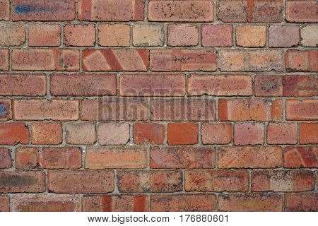 An old brick wall texture ideal for backgrounds
