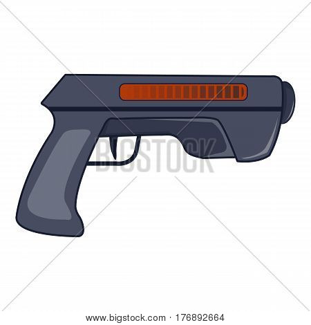 Gun icon. Cartoon illustration of gun vector icon for web