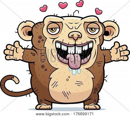 Ugly Monkey Hug