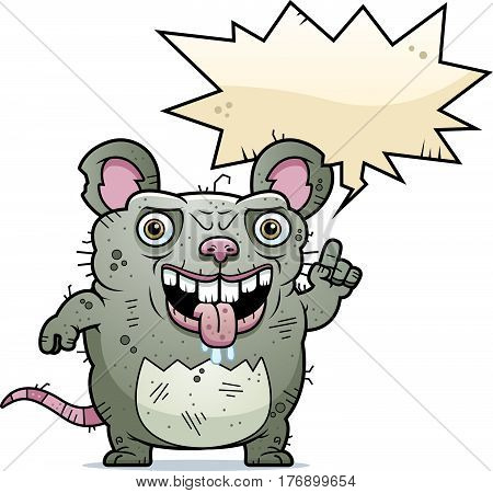 Ugly Rat Talking