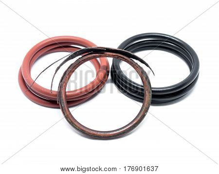 Assorted O Rings Industrial Use.