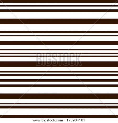 Pattern stripe seamless brown colors design for fabric, textile, fashion striped pattern design, pillow case, line gift wrapping paper seamless pattern. Geometric stripe abstract background vector.