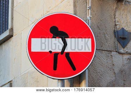 Road Sign, Street Art